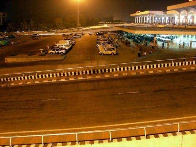 Haunted Dhaka Airport Road
