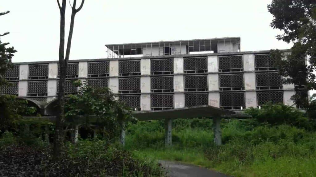 Clark Hospital in Philippines