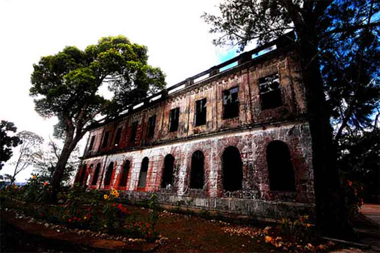 Haunted Place in the PH: The Diplomat Hotel