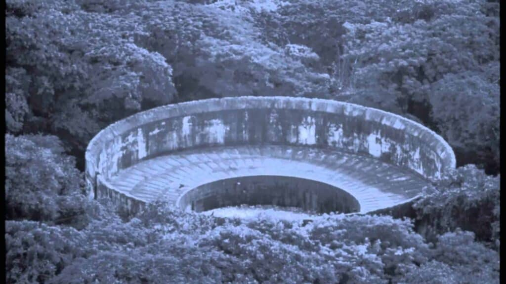 Tower of Silence in India