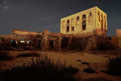 Most haunted places United Arab Emirates Huanted (UAE)