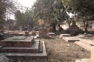 Lothian Cemetery Haunted India