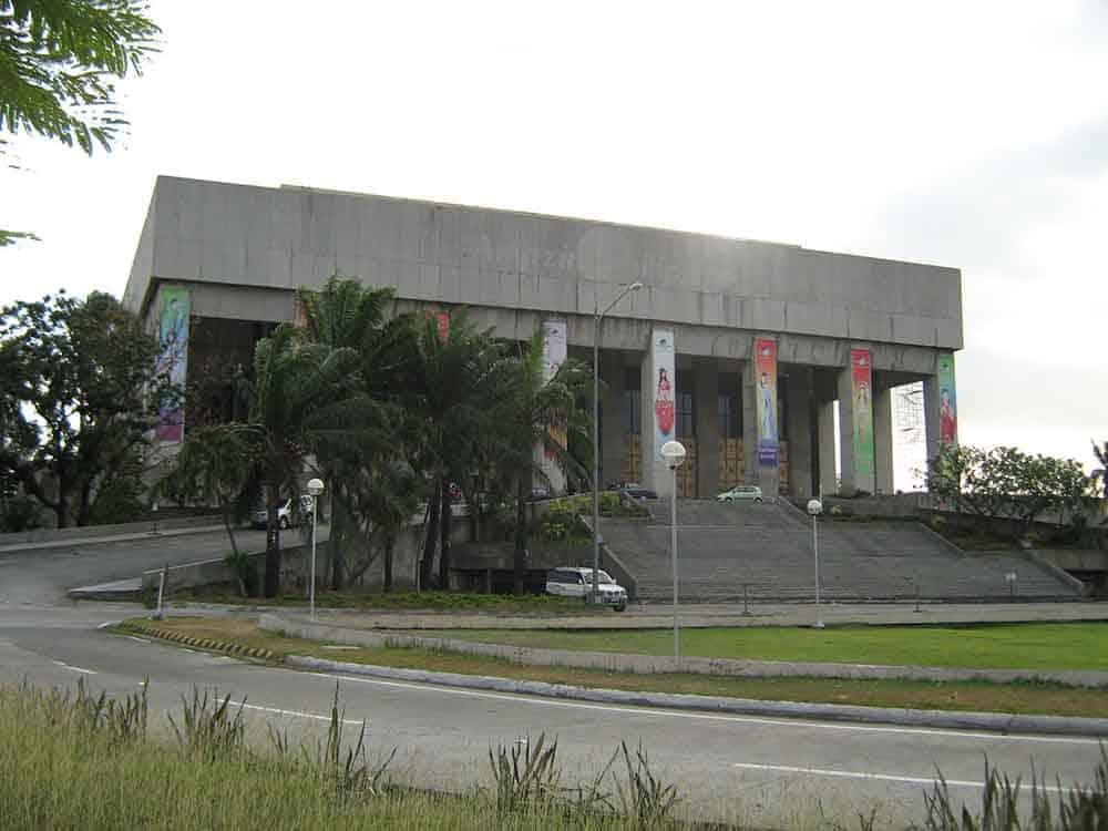 Manila Film Centre of Philippines