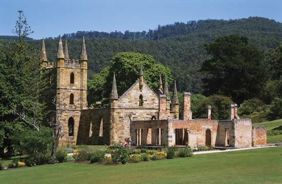 Haunted Port Arthur Australia