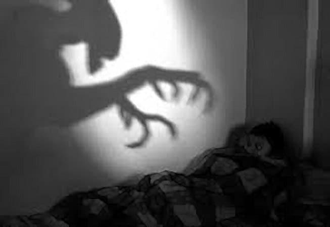 Terrifying Nightmare, Sleep Paralysis and A Horror Experience