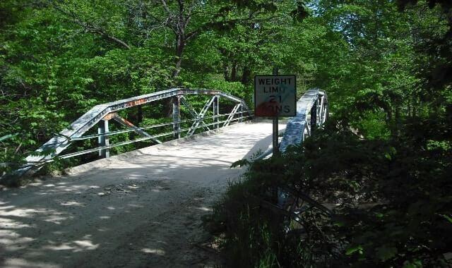 Haunted Crybaby Bridge, Monmouth, IL
