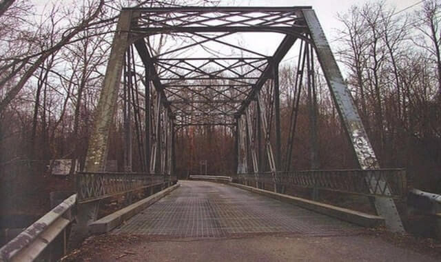 haunted Governor's Bridge Road, Bowie, Maryland
