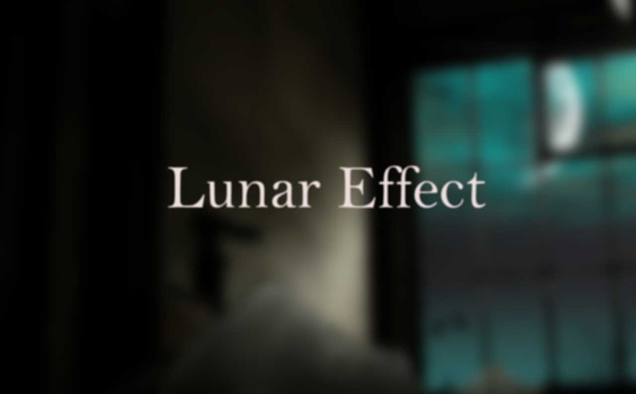 The Lunar Effect - A Moon Horror Story of Manhattan