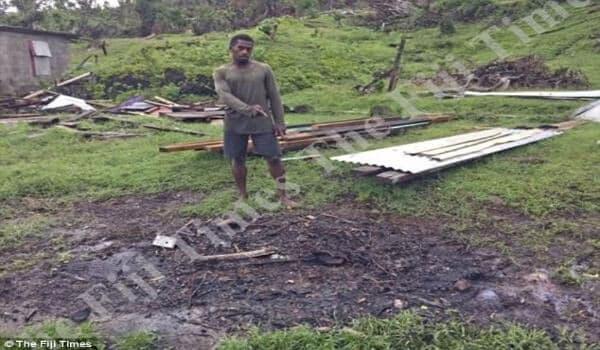 Haunted Nayavutoka Fiji