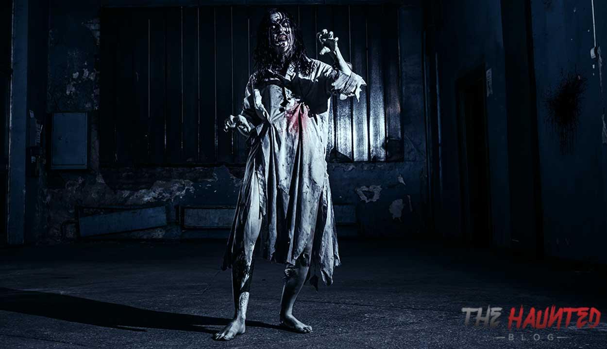 Demon Paranormal Activity Dhanmondi