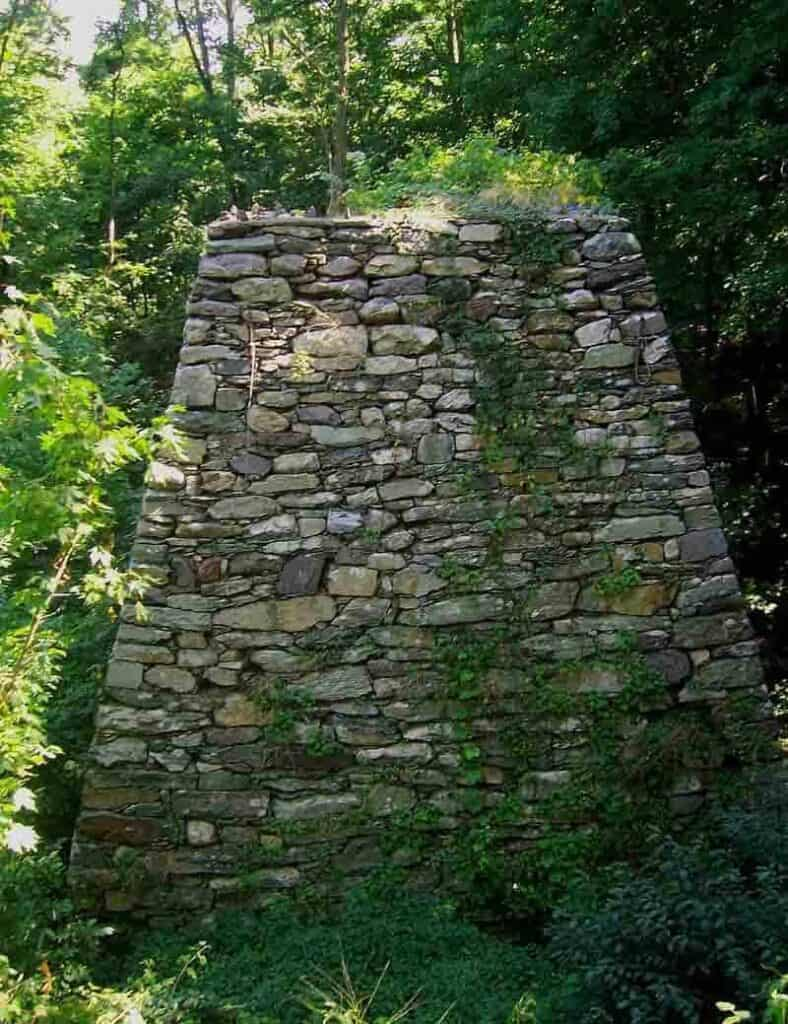 Druidic temple at Clinton Road