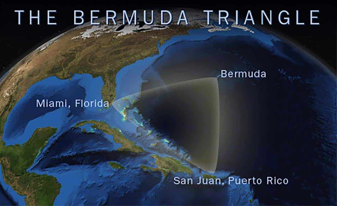 The Mysterious Bermuda Triangle