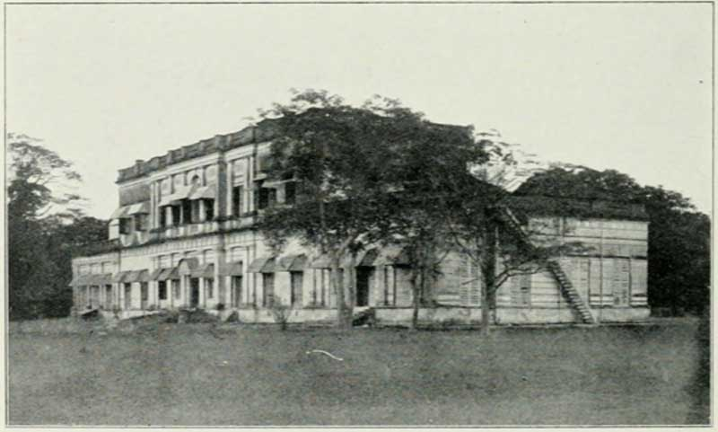 Haunted Hasting's House, Alipore