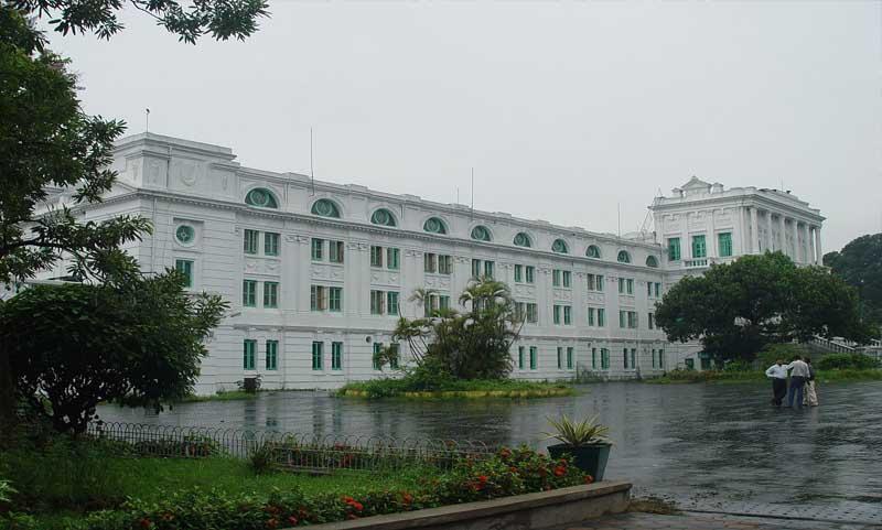 Haunted National Library Kolkata