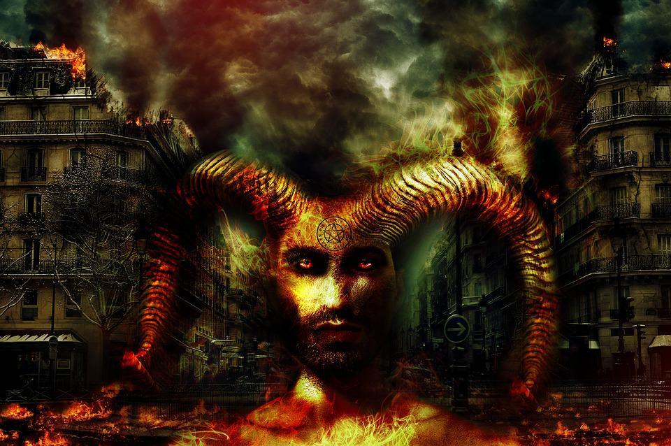 devil hell Illuminati