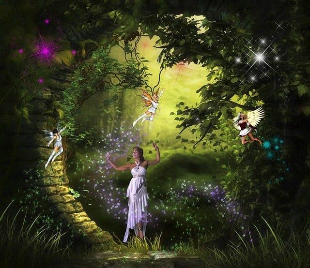 Legends of Fairies