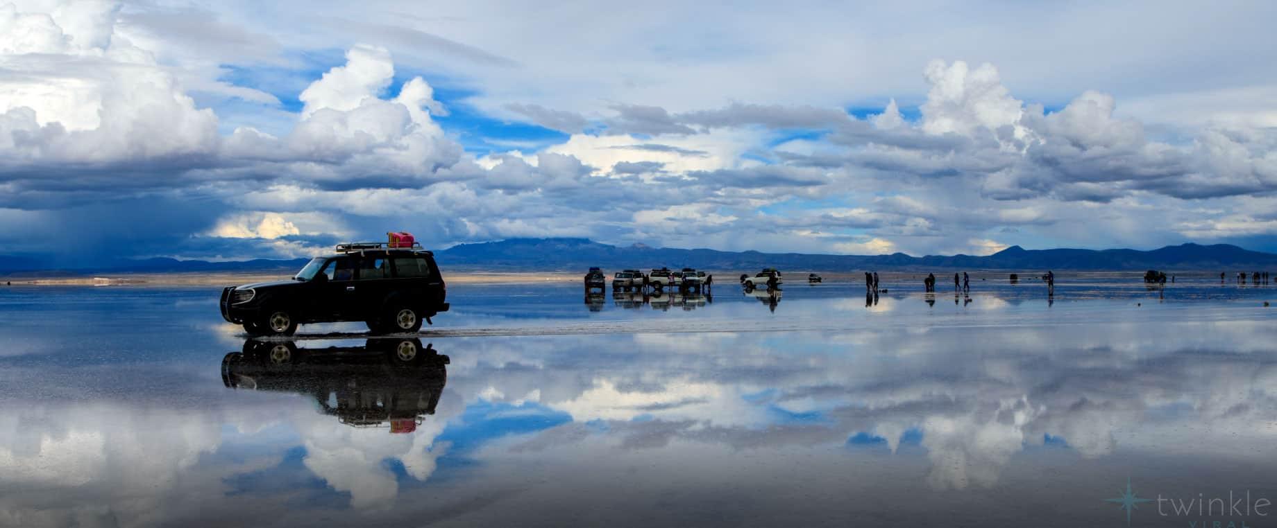 Travel the Salar De Uyuni